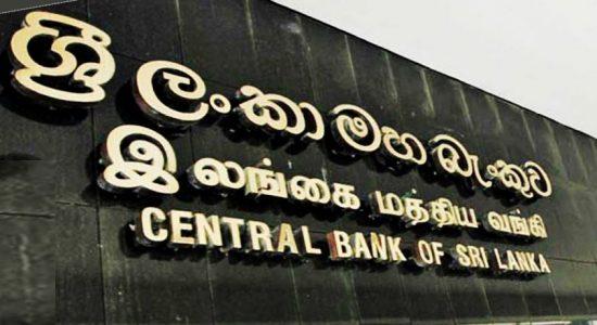 CBSL revises policy interest rates; SDFR & SLFR drop
