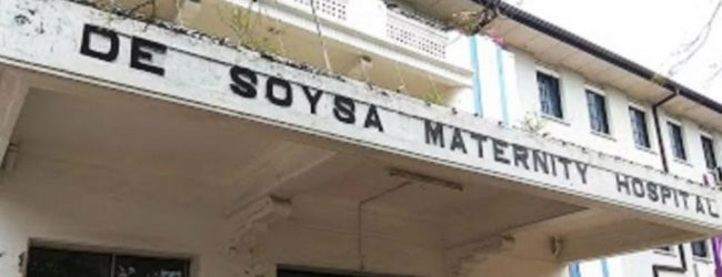 Seven people at de Soyza Maternity Hospital fall unconscious