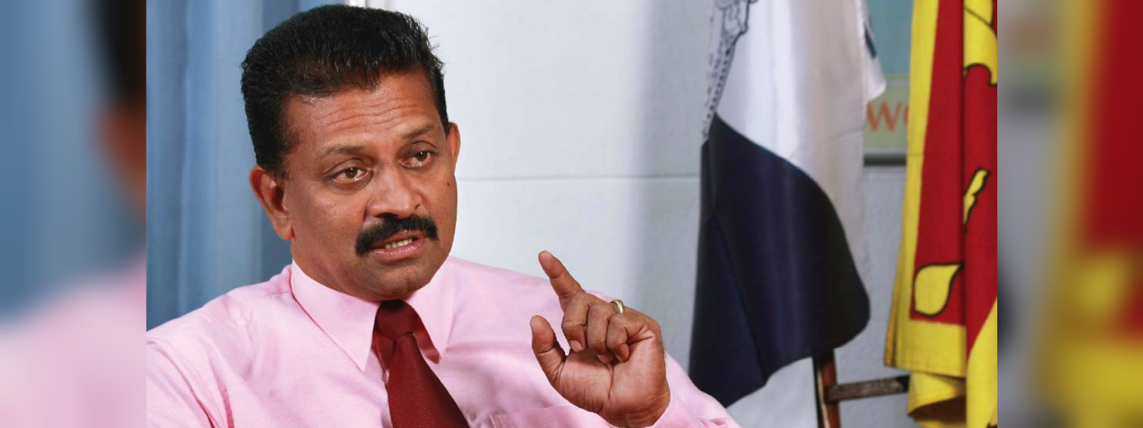Sisira Mendis resigns from his post as Chief of State Intelligence Service