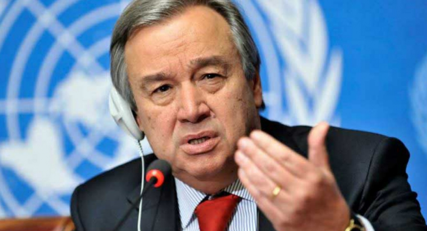 Antonio Guterres calls for commitment to build world peace on Vesak day