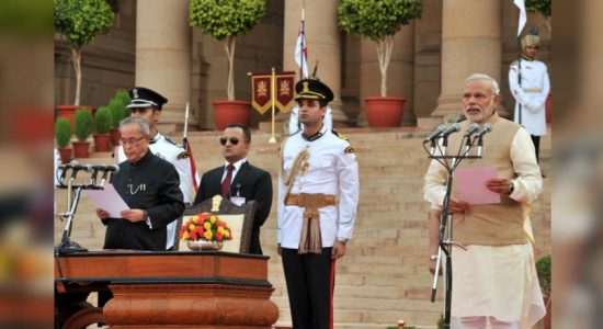 Modi's swearing-in: President to attend the ceremony