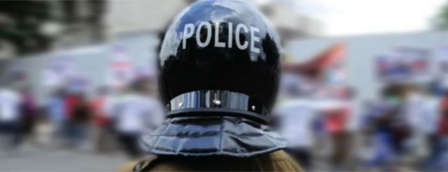 Police curfew imposed in the North-Western province