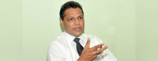 Government is trying to clear Minister Rishard Bathiudeen – Dayasiri