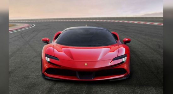 Ferrari accelerates move into hybrid cars