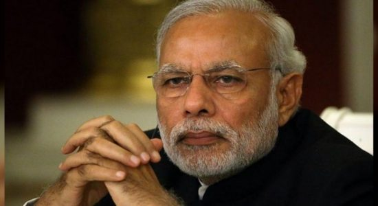 Modi on track to win majority