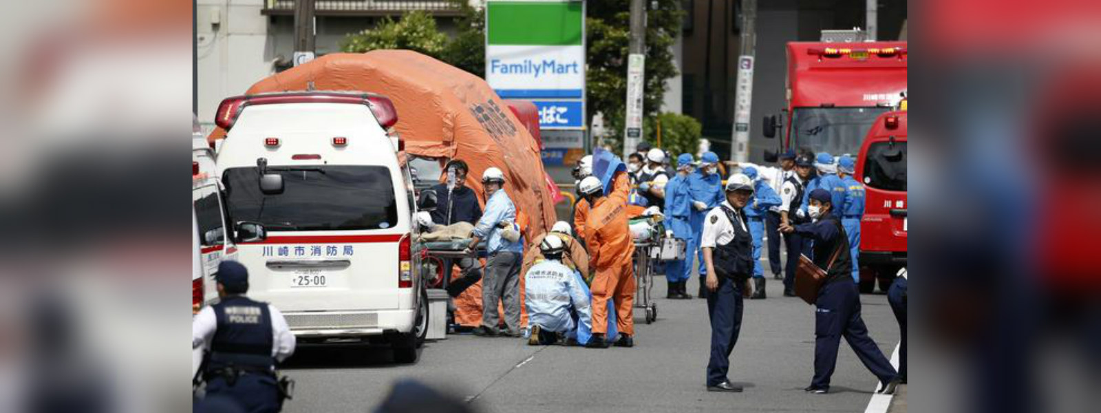 Two killed, 15 school girls injured in Japan stabbing -NHK