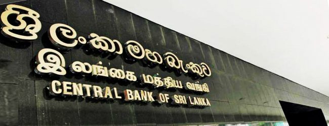 CBSL revises policy interest rates; SDFR & SLFR drop