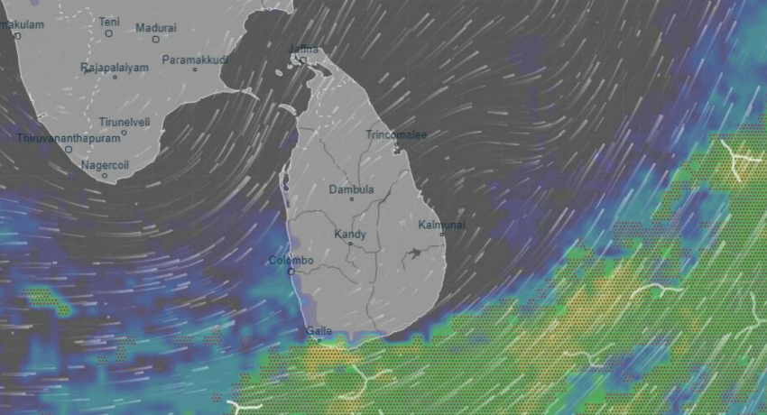 Showers and thundershowers to continue today