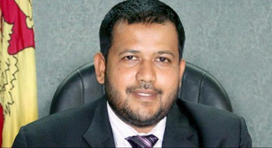 UPDATE : Party leaders disagree on date for NCM against Bathiudeen