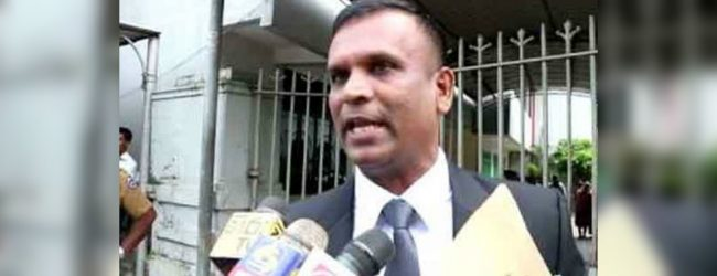 JVP MP Handunetti explains PMs haste to approve counter terrorism act