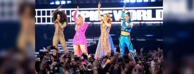 Long awaited Spice Girls reunion opens in Dublin