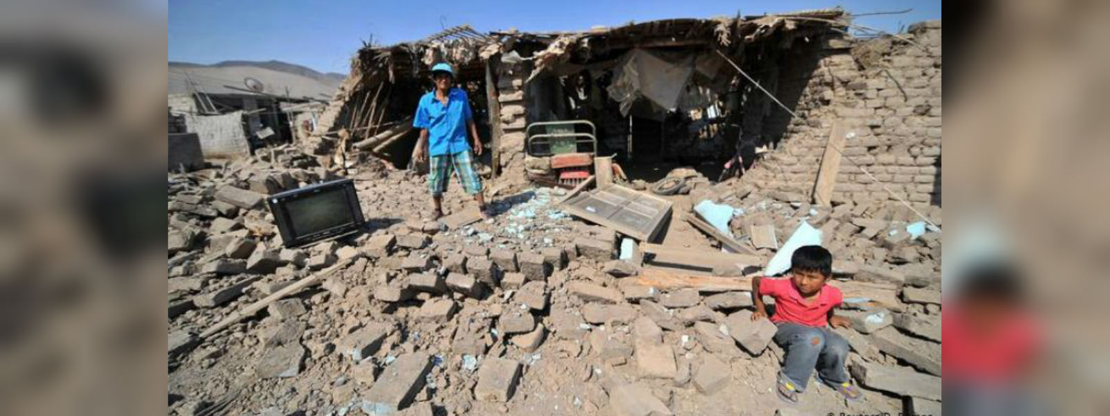 Strong earthquake of 8.0 magnitude strikes northern Peru