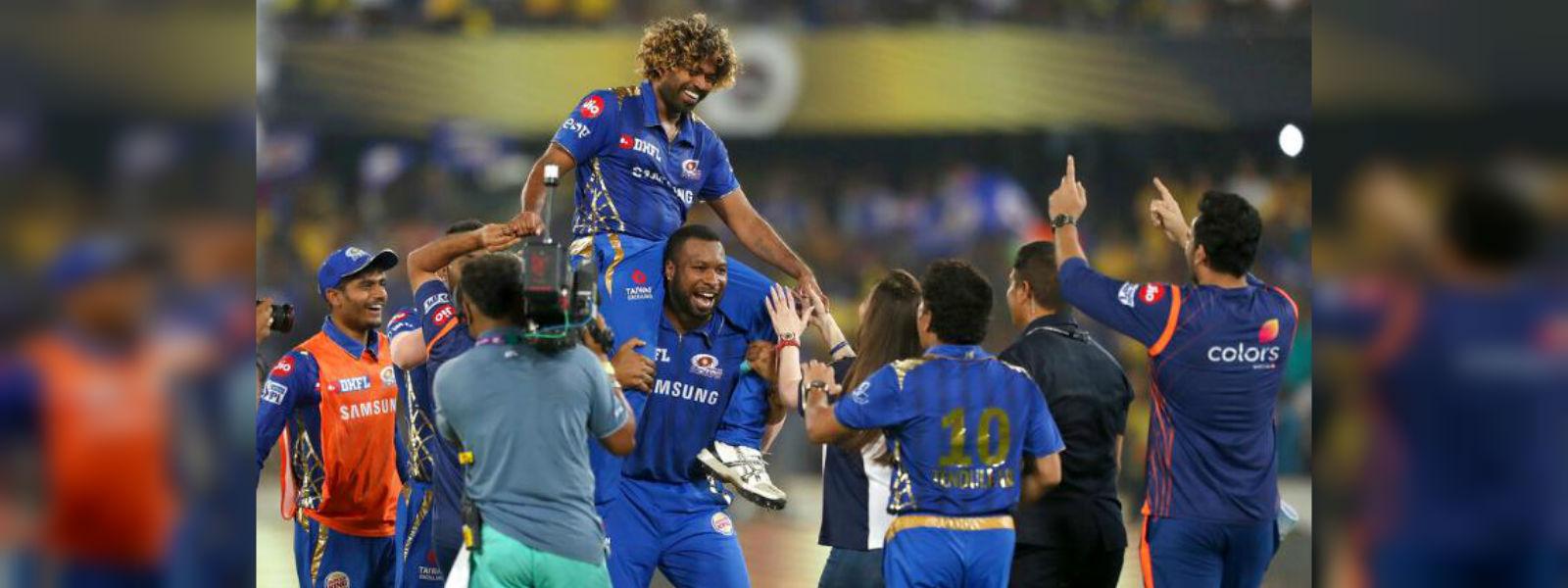 Malinga ensures 4th IPL victory for Mumbai Indians