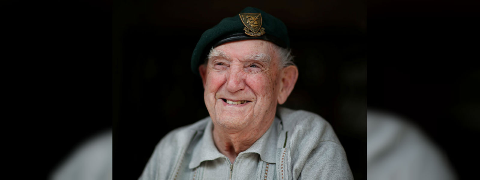 As D-Day landings fade from memory, a veteran grapples with violence of war