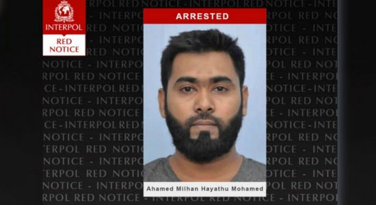 INTERPOL red notice leads to arrest of April 21st bombing suspect