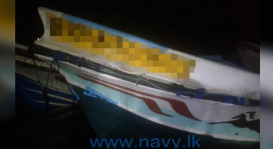 Five arrested for fishing with explosives