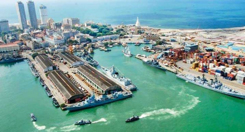 Was the Eastern Terminal of the Colombo Port used as a bribe for India?
