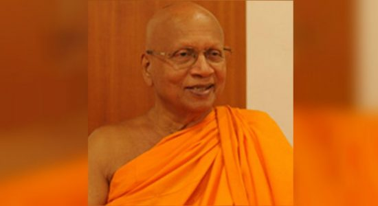 Strategy to destabilize country started with the bond scam: Bellanwila Dhammarathana Thero