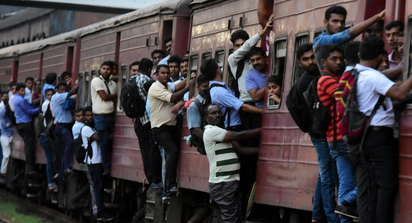 Train strike steams ahead