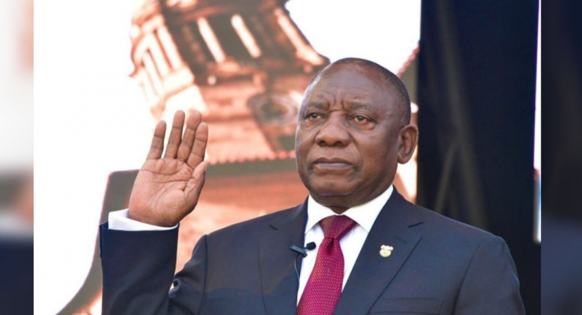 South African President Cyril Ramaphosa visits Sri Lanka