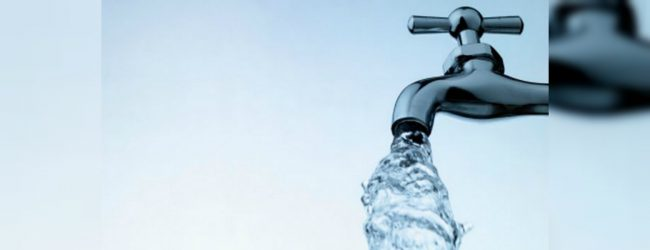 NWSDB announces a water-cut to Colombo and suburbs