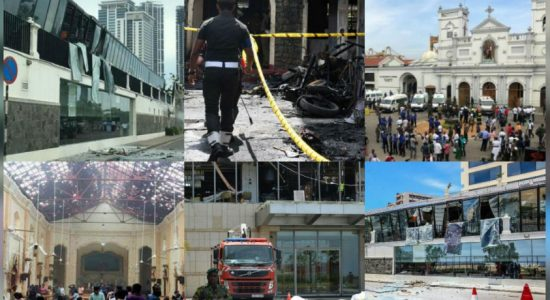 04/21 attacks: Over 100 suspects detained and questioned