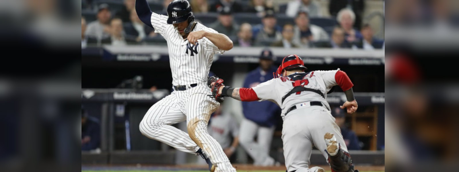 Yankees set for next chapter of Red Sox rivalry in London