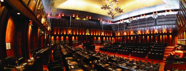 Supplementary estimate of Rs. 65,000 million for highways presented to parliament