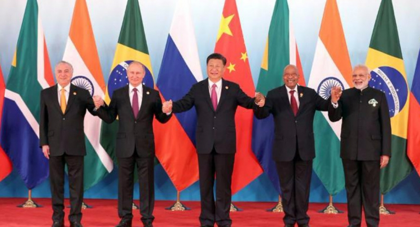 BRICS leaders reach consensus on partnership, global governance, cooperation