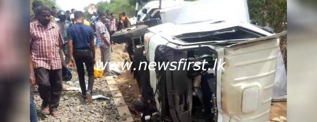 Kilinochchi accident : Another soldier succumbs
