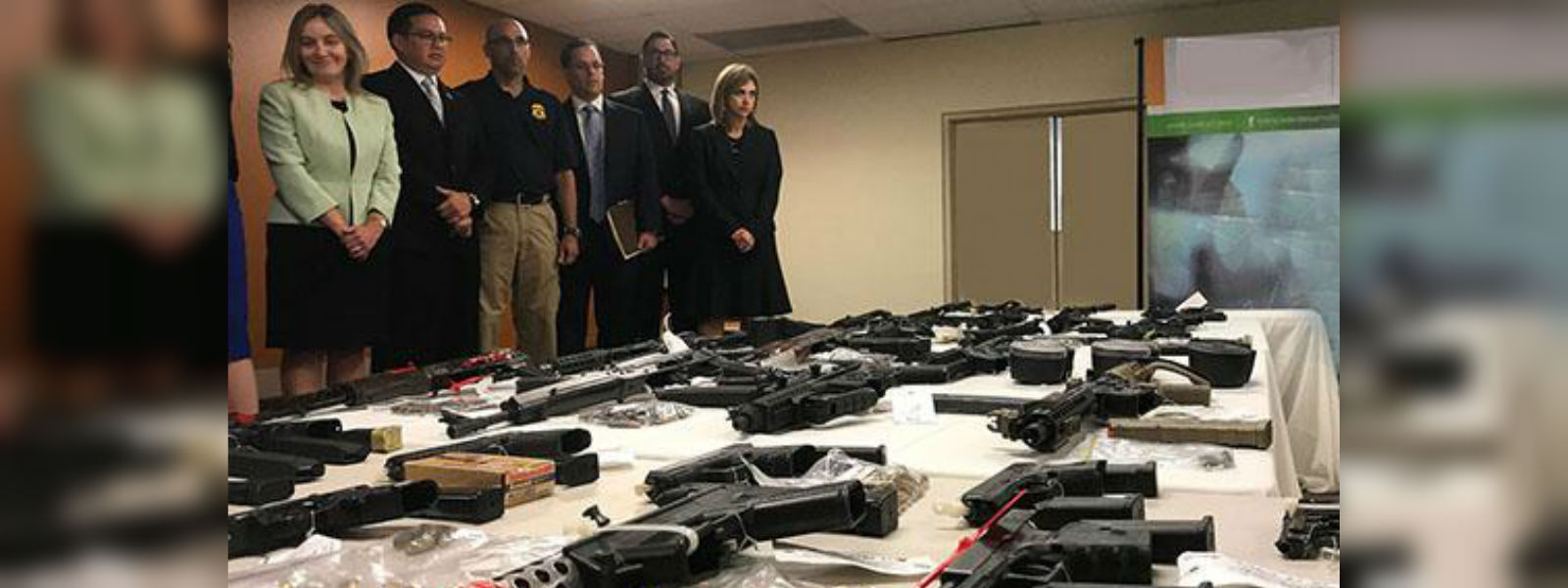 Argentina seizes thousands of guns in nationwide smuggling ring bust