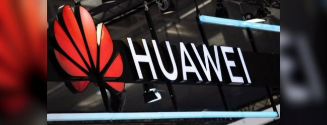 Huawei says U.S. ban hurting more than expected, to wipe $30 billion off revenue