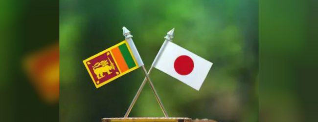 Yen One billion offered by Japan to develop Trincomalee harbour