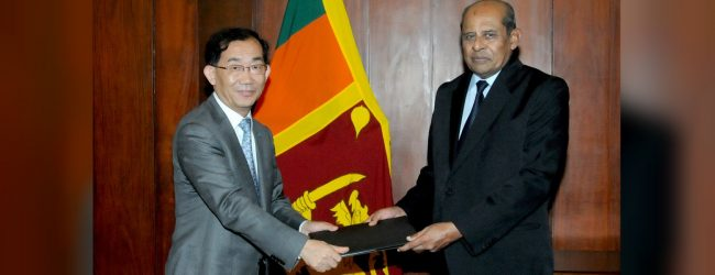 Xuebing Sun: New FAO representative for Sri Lanka and the Maldives