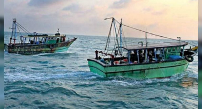 Five Sri Lankan fishermen released by Pakistan