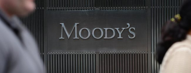 Moody's revise GDP growth forecast from 3.4% to 2.6%