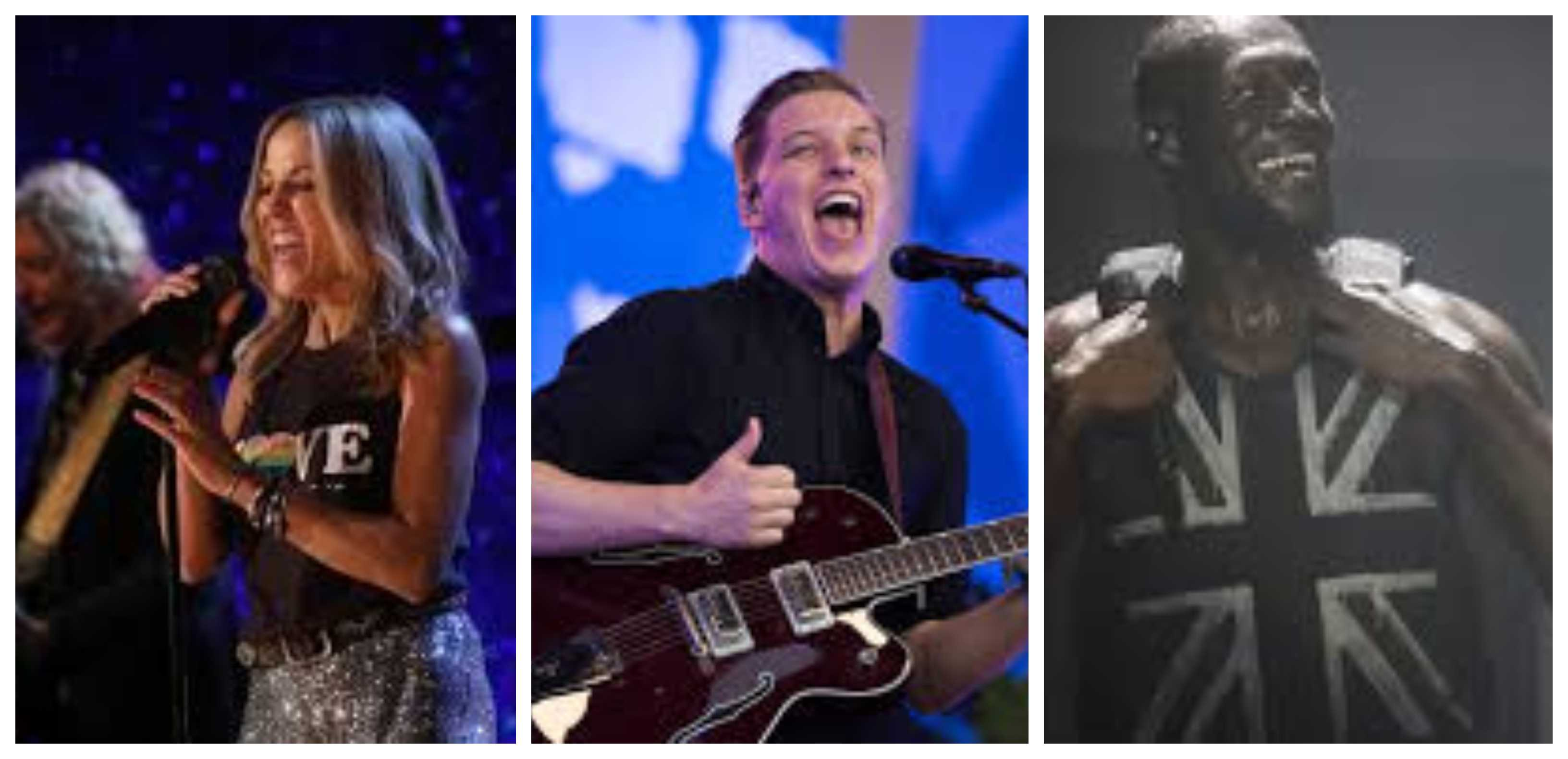 Stormzy, George Ezra and Sheryl Crow delivers at Glastonbury