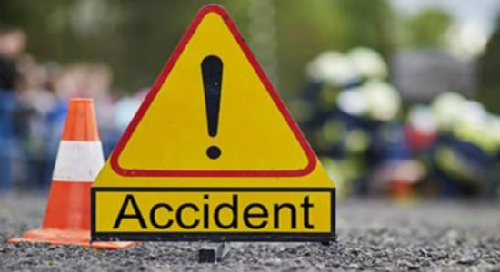 3 motor accidents claim 3 lives