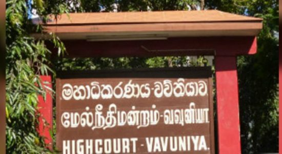 Indictments filed against 3 former LTTE members