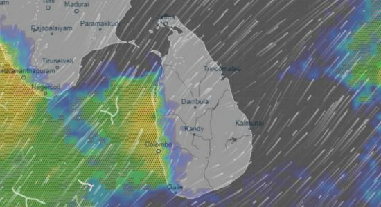 South-West monsoon sets in : Showers and windy conditions expected