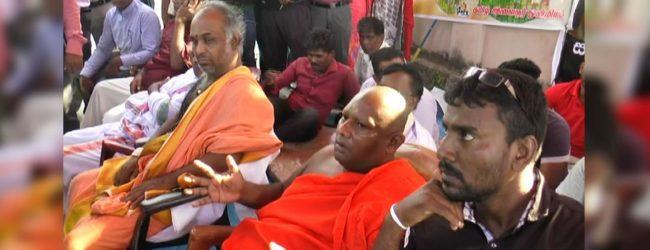 Residents on a fast demand Kalmunai sub-divisional secretariat be upgraded to a general secretariat