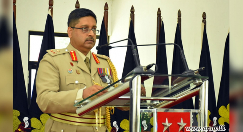 Major General Ruwan Kulatunga appointed as the Chief of State Intelligence