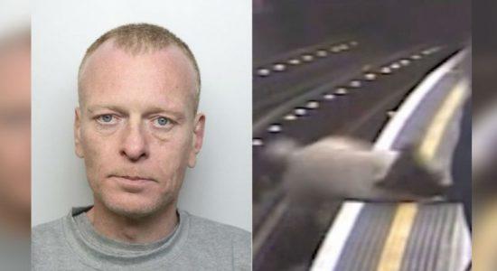 Man who pushed 91-year-old onto London tube tracks sentenced to life