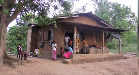 Sad plight of the indigenous community in Ampara