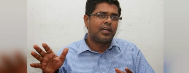 A hint on the UNP Presidential candidate