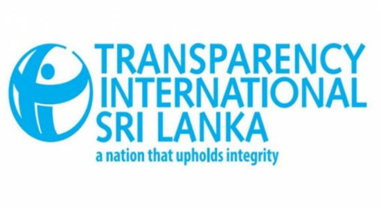 TISL calls MPs to publicly disclose their declarations of assets and liabilities