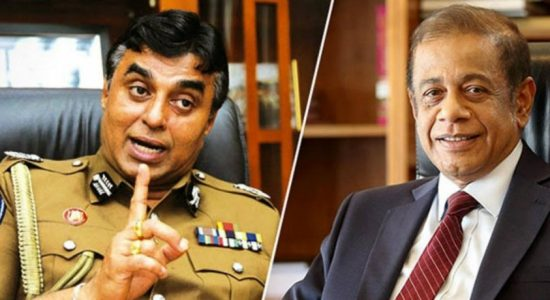 IGP and former Defence Secretary before the Parliamentary Select Committee