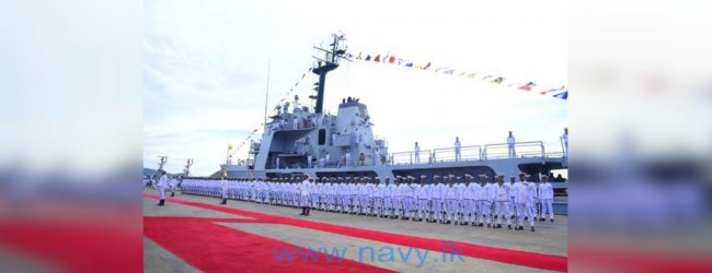 4th Fast Attack Squadron commissioned as 4th Fast Attack Flotilla in Trincomalee