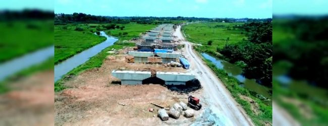 Billions of rupees wasted on Colombo outer-circular highway