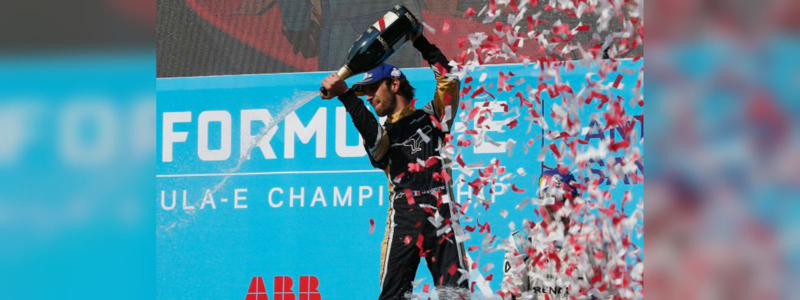 Swiss win moves Vergne closer to second Formula E title